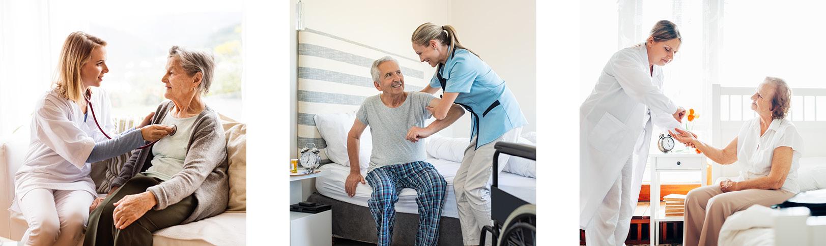 HQI Saúde | Home Care | Atendimento Domiciliar