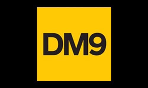 DM9 Logo